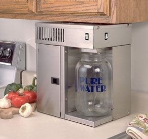 Mini-Classic Water Distiller by Pure Water