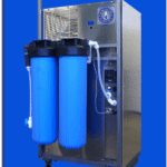 PWS 1400 lab water distiller
