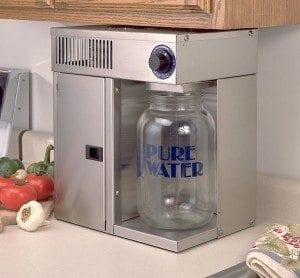 Pure Water Mini-Classic II Water Distiller