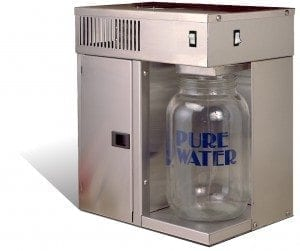 Countertop Water Distiller : ... makes a countertop water distiller (all others are made overseas