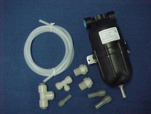 Air-Over-Water Pressure Tanks