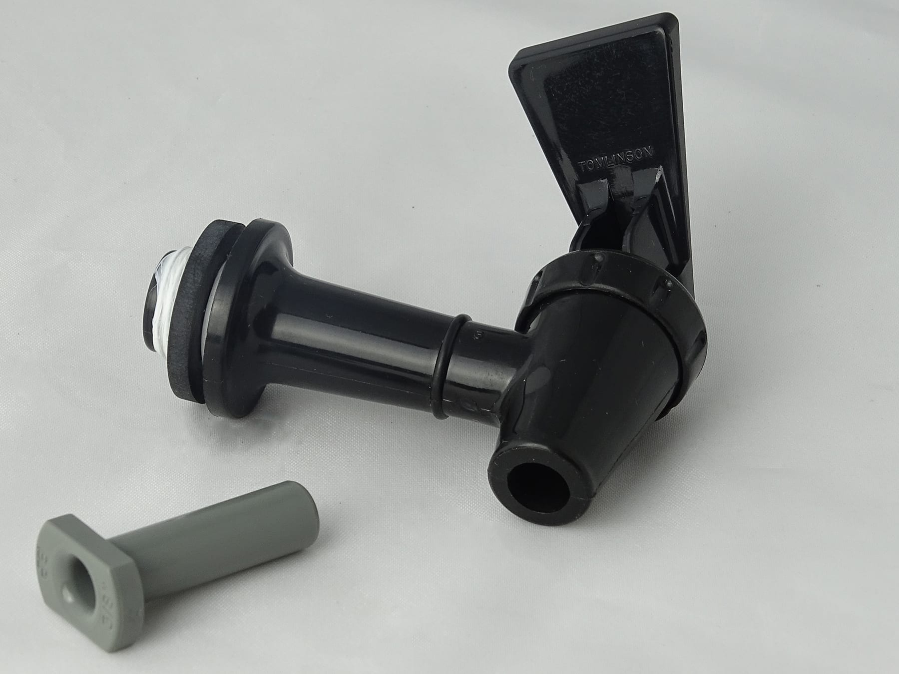 Tomlinson Designer Black Faucet - My Pure Water