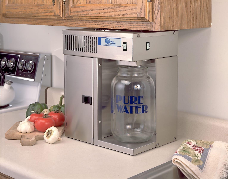 Countertop Water Distiller : ... CT (2012 - Current) / Mini Classic CT Countertop Water Distiller