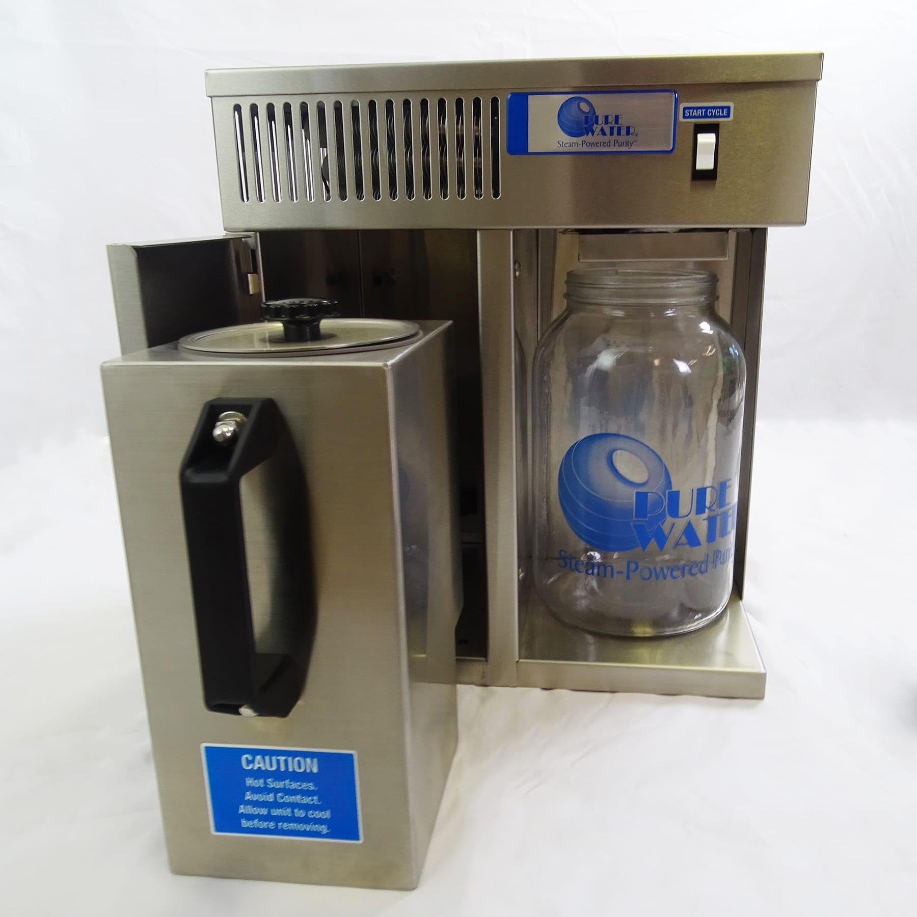 Counter Top Water Distiller ~ Mini classic ct countertop water distiller pure brand