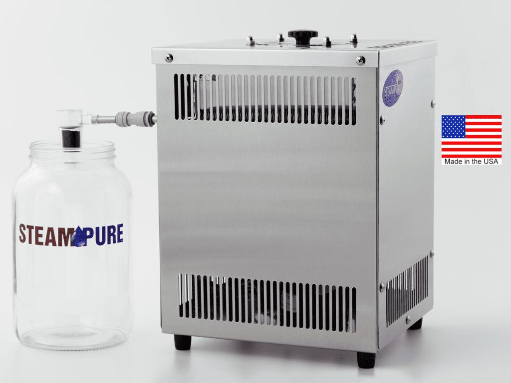 Steampure Steam Water Distiller