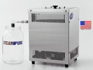 Steam Pure Home Water Distiller