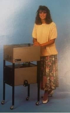 Aqua D Plus (1987-1988)