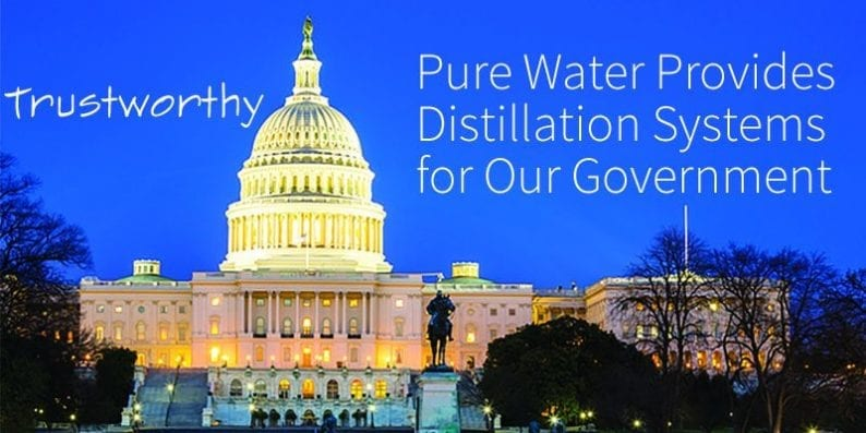 Government Water Distillers