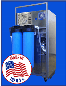 pws1400 laboratory water distiller