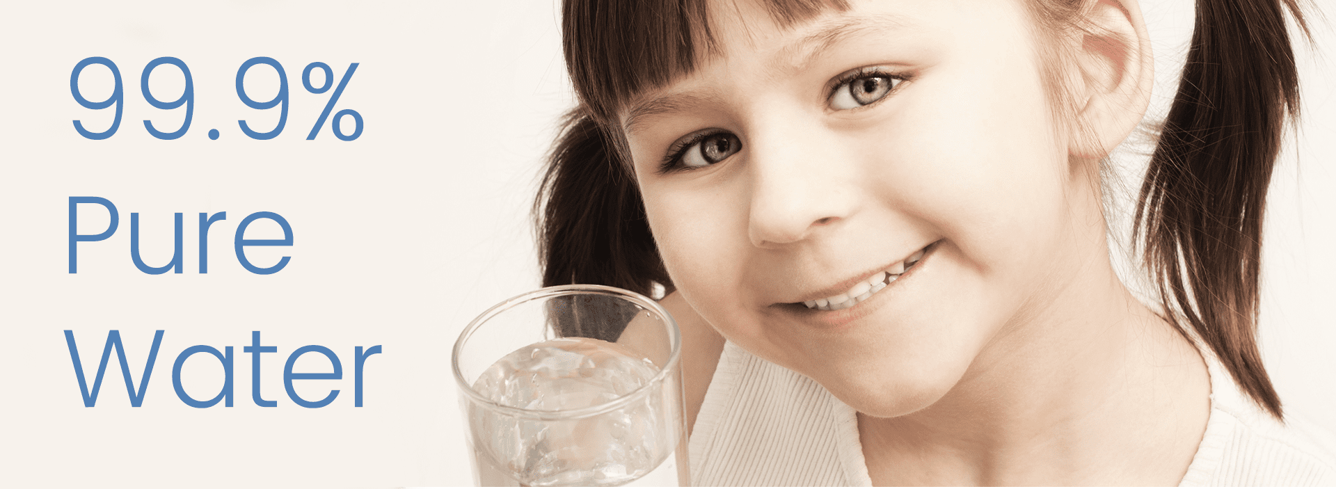 pure vapor distilled drinking water