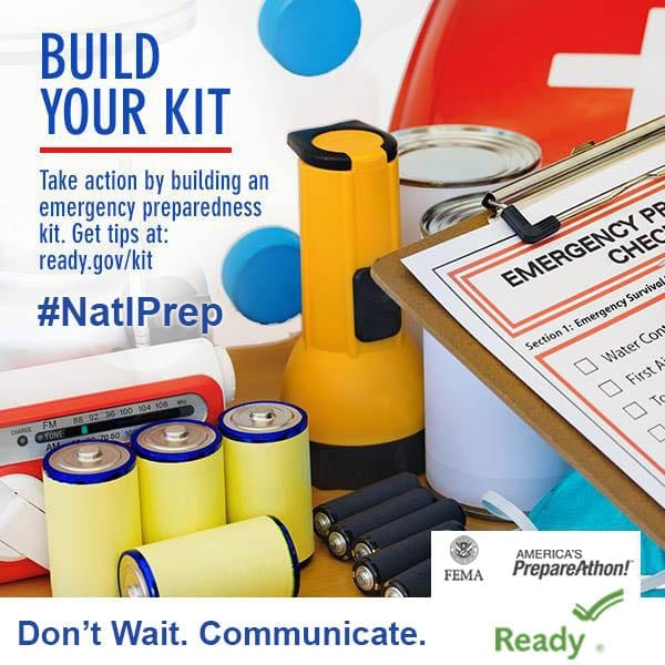 Build Your Emergency Kit