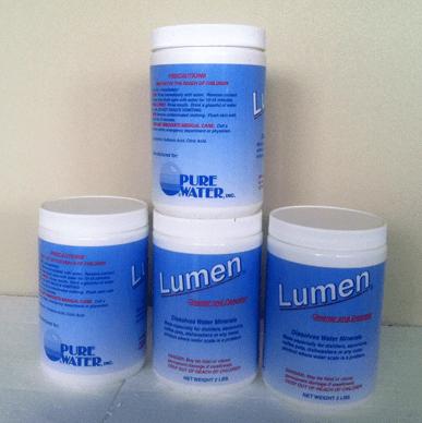 4 pack lumen cleaner