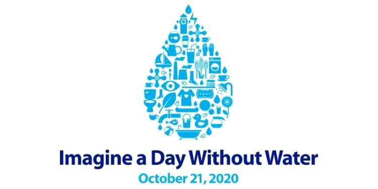 Blog Imagine A Day Without water 2020