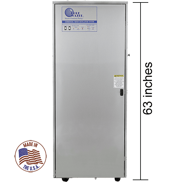 C60 Industrial Water Distiller USA