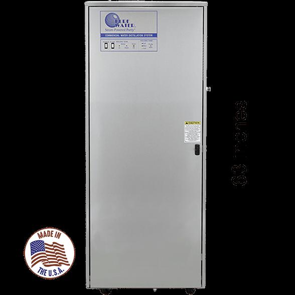 Commercial Water Distiller ~ C commercial water distiller w gallon storage my