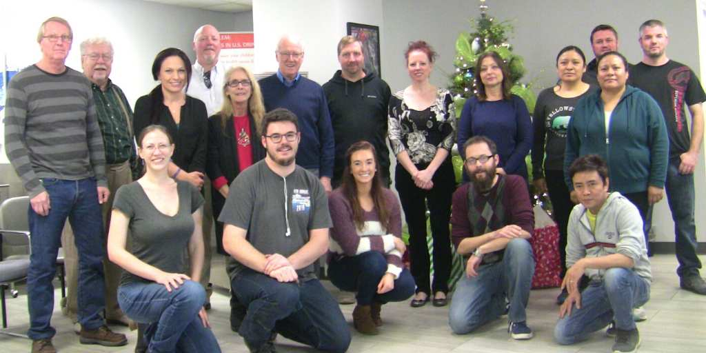 Happy Holidays from Pure & Secure!