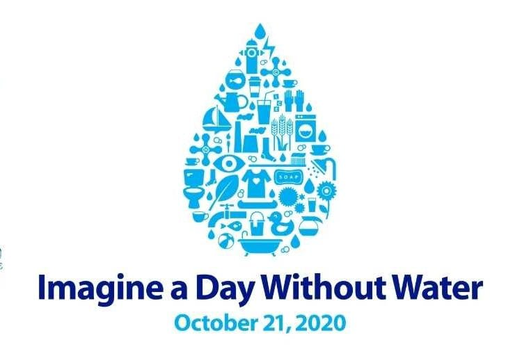 Imagine A Day Without Water October 21 2020