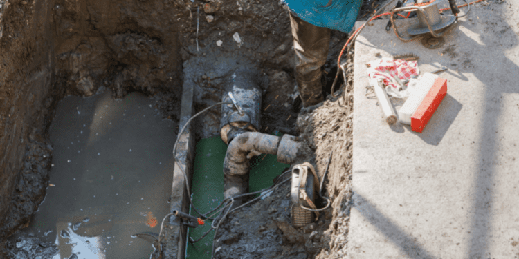 Water Infrastructure Construction