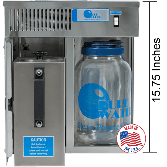 Mini Classic Countertop Water Distiller