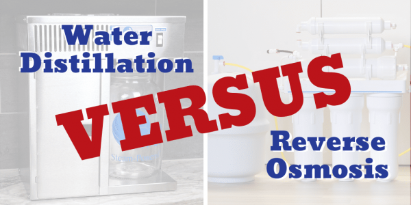 Compare Water Purification Systems: Water Distillation vs Reverse Osmosis