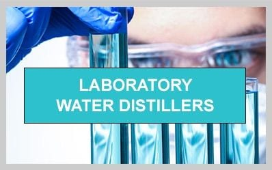 laboratory water distillers