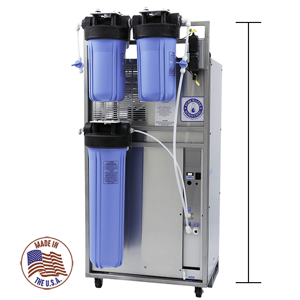 pure water scientific water distiller 1400