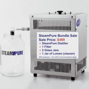Steam Water Distiller Sale