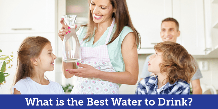 what is the best drinking water